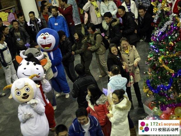 2013圣诞节活动策划方案