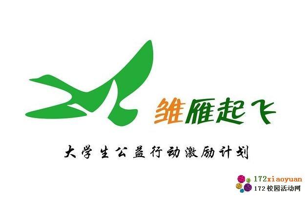 2014·雏雁起飞—大学生公益行动激励计划申报启事
